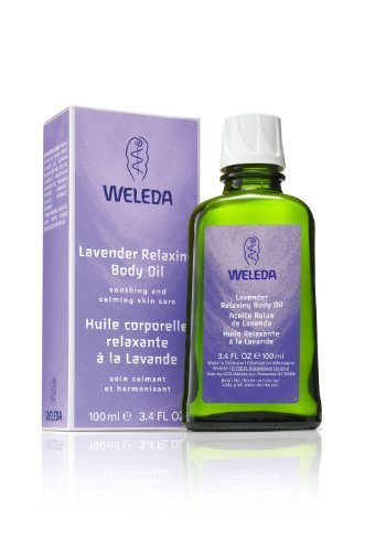 Weleda Lavender Relaxing 3 4 Fluid Ounce product image