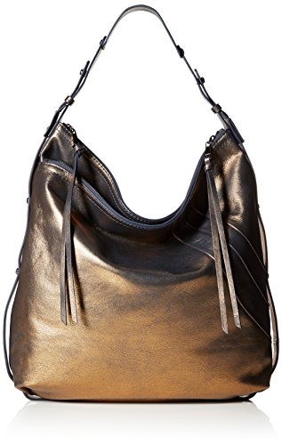 Kooba Handbags Alina Metallic Hobo Bag, Royal Metallic, One Size by Kooba Handbags
