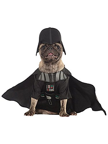 Darth Vader Costumes For Dogs (Darth Vader Pet Pet Costume - Small)