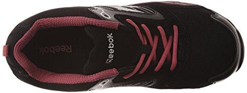 Pink Safety Shoe Athletic Women's Work Anomar Reebok RB454 Black ax4X8fnw