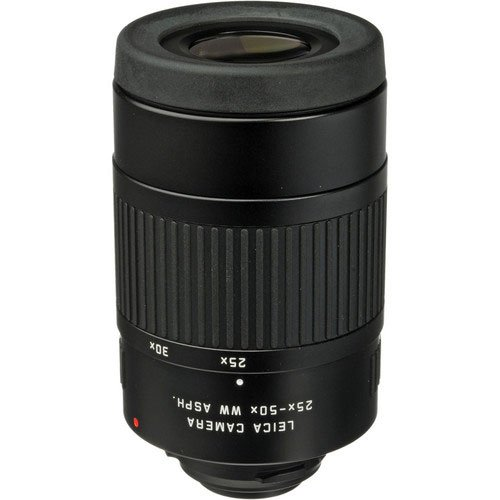 Leica Televid 25-50X Variable Asph Zoom Eyepiece 41021