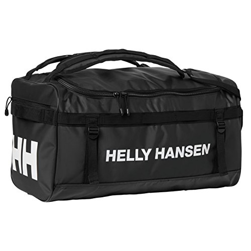 Helly Hansen Hh New Classic Duffel Bag, Black, Standard/Medium by Helly Hansen