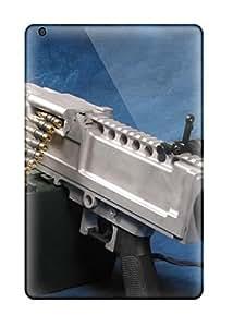 New Design Shatterproof LdOsDyI9431UUsmD Case For Ipad Mini/mini 2 (machine Gun)