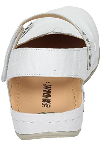 Dr Sandale 3 710811 Brinkmann Weiß Dr Weiß Brinkmann Schwarz Womens 710811 Sandale Womens qgnFqfB