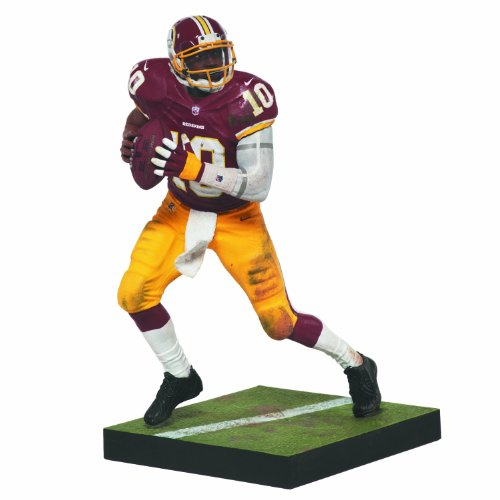 Nfl Football Diecast Collectible - McFarlane Toys NFL Series 31: Robert Griffin III Action Figure