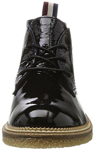 Desert Boots H1385azel Noir Black Femme Tommy Jeans 1p tAqwW8Rf
