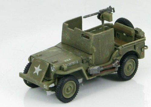 1/72 アメリカ軍ウィリスMBジープ/アーマーシールド ヨーロッパ戦線 HG4202
