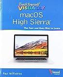 img - for Teach Yourself VISUALLY macOS High Sierra book / textbook / text book