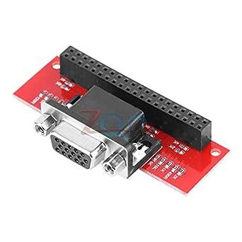 Amazon.com: EP-0073 VGA666 Gert-VGA - Adaptador de tarjeta ...