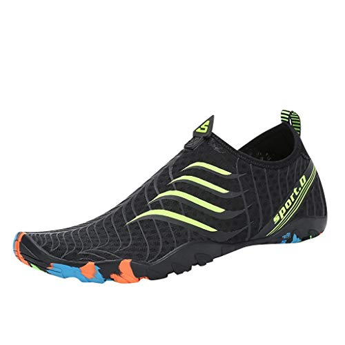 Sunhusing Unisex Couple Quick-Drying Diving Shoes Sneakers Swimming Pool Cool Beach Walking Sports Shoes ()
