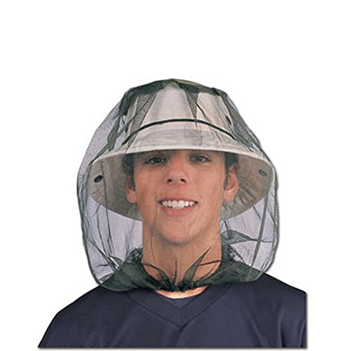 Warm Sport Mosquito Head Net Insect Repellent Net Face Neck Protection