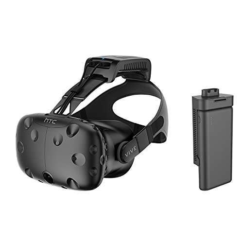 TPCAST Wireless Adapter for HTC VIVE,English User Guide Available from TPCAST Website.Tested China Version,Not include the HTC VIVE - List Expensive Of Brands