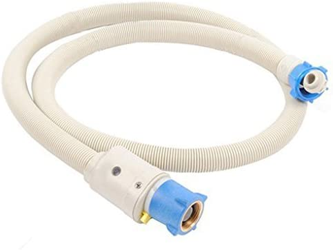 3.5m SPARES2GO Cold Water Fill Inlet Hose for Zanussi Dishwasher