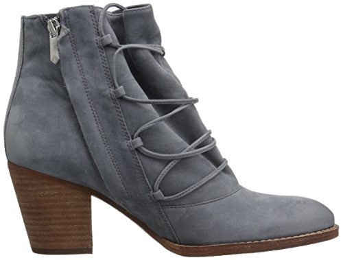 Stone Blue Millard Edelman Boot Leather Ankle Women's Sam wxqfYFXq