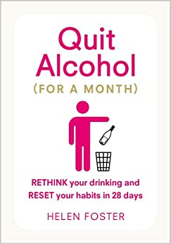Book Quit Alcohol (for a month)