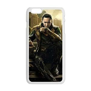 Cheerful loki tom hiddleston Phone Case for Iphone 6 Plus by ruishername