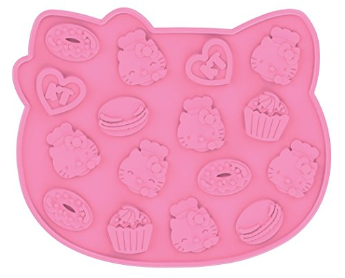 Wafers Choc (SiliconeZone Hello Kitty Collection 8