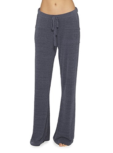 Barefoot Dreams CozyChic Ultra Light Women's Lounge Pant - Pacific Blue, Large