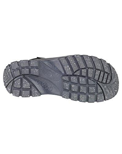 Pezzol Moonwalker 911X Mens Safety Boots Black Black Size 44
