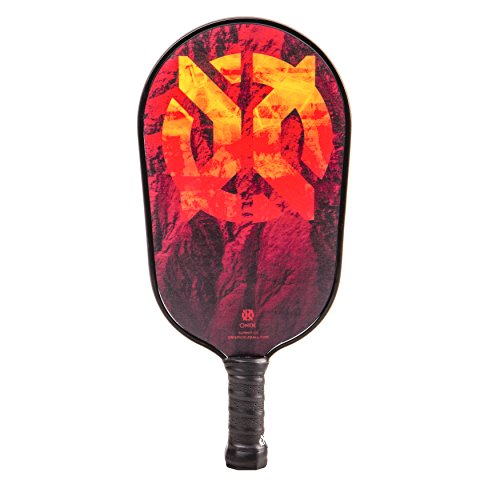 Onix Summit C1 Pickleball Paddle, Red, One Size by Onix