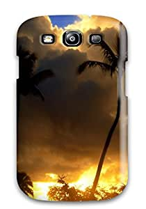 New Galaxy S3 Case Cover Casing(sunsets S)