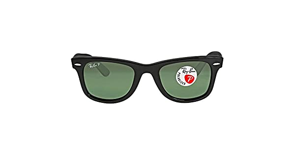 Amazon.com: Ray-Ban RB2140 Original Wayfarer anteojos de sol ...