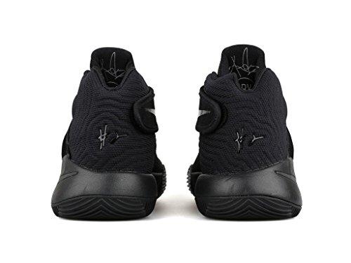 Nike Kyrie 2, Zapatillas de Baloncesto para Hombre Negro (Negro (black/reflect silver-volt))