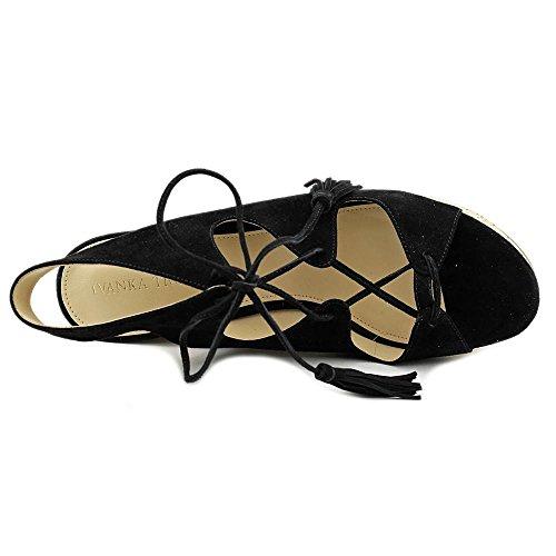 Ivanka Troef Zenia Dames Sandalen En Slippers Black