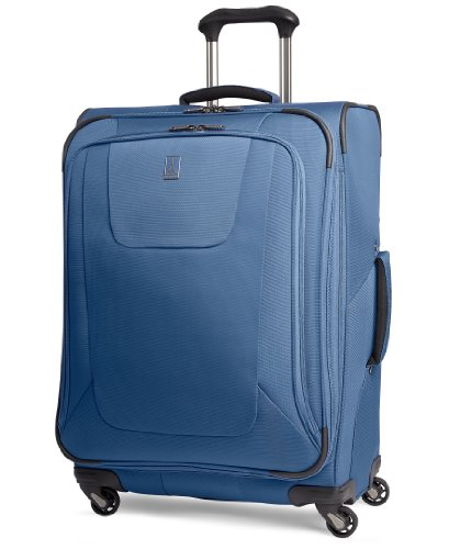 Travelpro Luggage Maxlite3 25 Inch Expandable Spinner, Blue, One Size by Travelpro