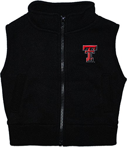 Texas Tech University Red Raiders Baby and Toddler Polar Fleece Vest