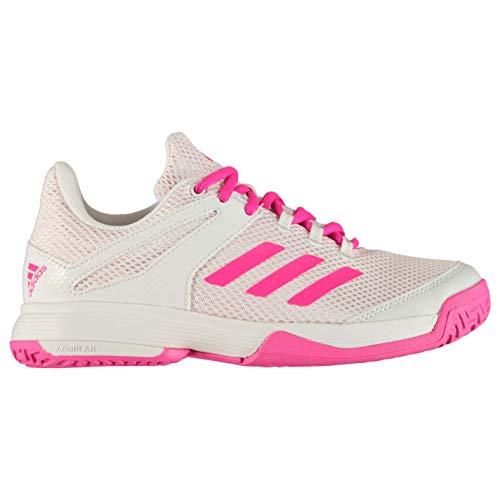Zapatillas de 000 K adidas Adizero Adulto Tenis Unisex Club Blanco Blanco 4xSRR