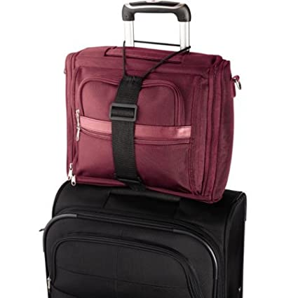 Secure-A-Bag Bungee Suitcase Strap for Carry-Ons by American Tourister