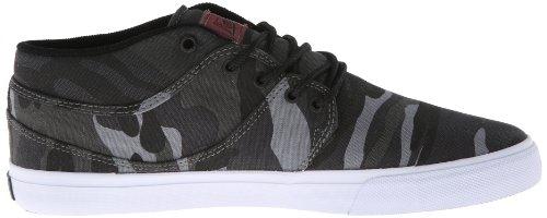 GLOBE Skate Shoes APPLEYARD MAHALO MID BLACK TONAL CAMO