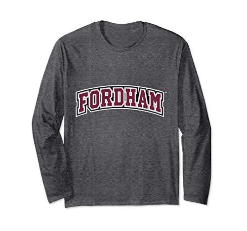 Fordhams Rams College NCAA Long Sleeve T-Shirt PPFOR03