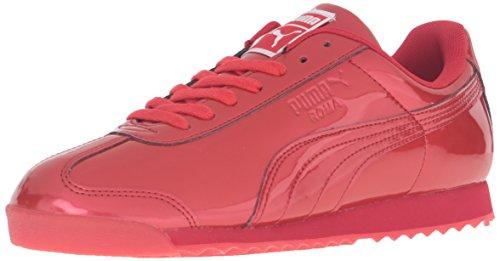 Puma Mens Roma Ano Mode Sneaker Risque Élevé Rouge