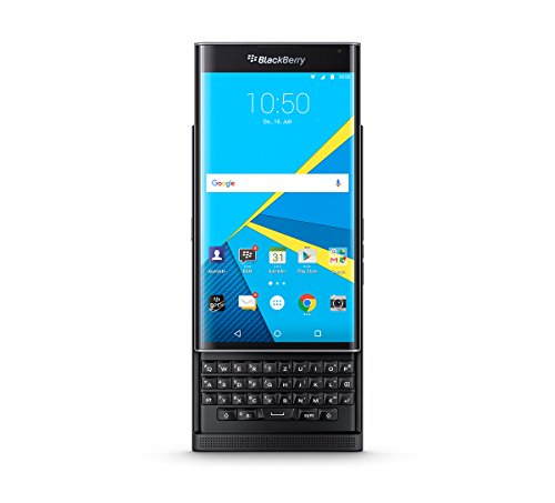 Blackberry PRIV Factory Unlocked GSM Slider Android Smartphone - Black