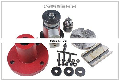 S/N:20109 Milling Tool Set/N1 Nano Lathe to Mill Machine Tool Kit/SIEG accessory by MUCHENTEC