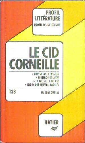 Le Cid Corneille Pdf