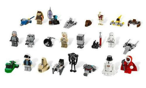LEGO 2012 Star Wars Advent Calendar 9509(Discontinued by manufacturer) (Lego Advent Calendar Star Wars)