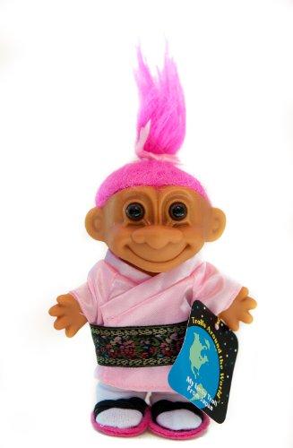 My Lucky Troll Japan - Hot Pink Hair ()