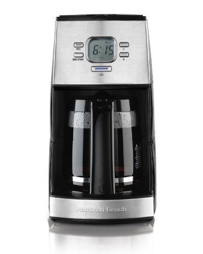 - Hamilton Beach 12-Cup Coffee Maker, Ensemble (43254R)