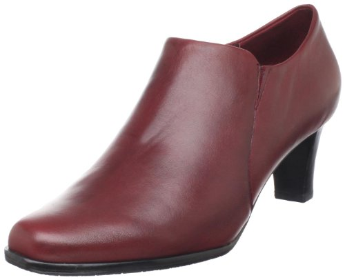 Red Women's Trotters Boot Dark Ankle Jolie zRx8wZq
