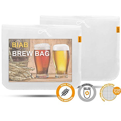 Brew Bag, 2 Pack Extra Large (26