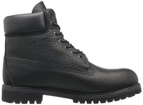 Homme 6in Black Timberland Boot Boots Premium Smooth wOqnpTa