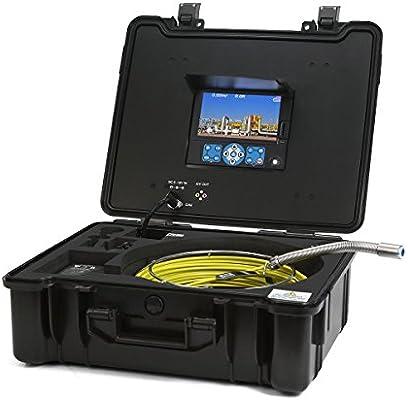 GooQee pic001-l sistema de cámara de inspección tubo de ...