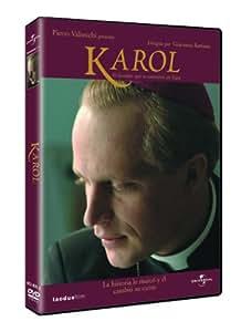 Karol: El hombre que se convirtió en Papa [DVD]