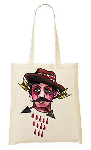 Mexican Arrows Bolso De Mano Bolsa De La Compra