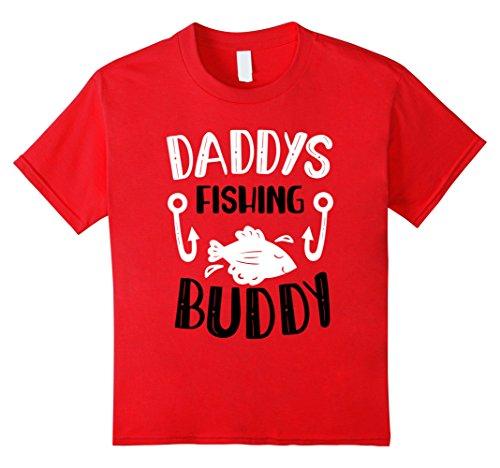 Fishing Buddy Kids T-shirt - 6