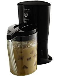 Mr. Coffee Bvmc-Lv1 Iced Cafe Iced Coffee Maker, Black Basic Facts