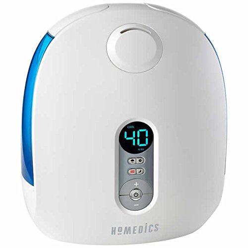 HoMedics Total Comfort Ultrasonic Humidifier Warm & Cool Mist